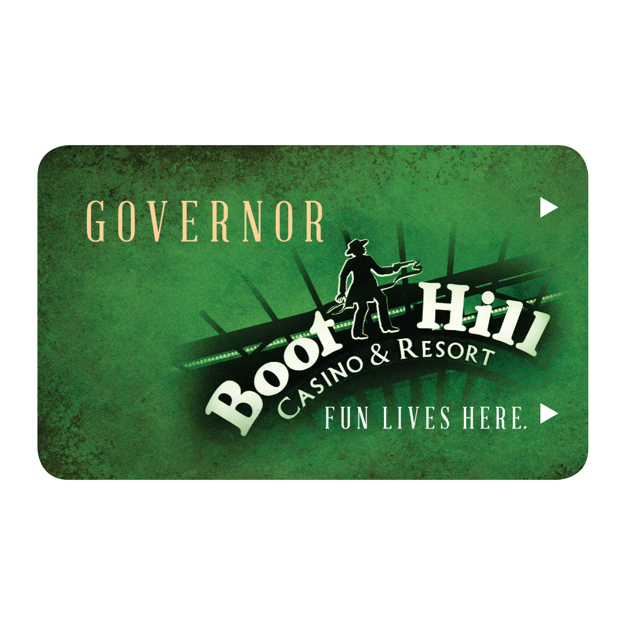 Governor Players Card