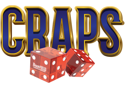 Craps at Boot Hill Casino